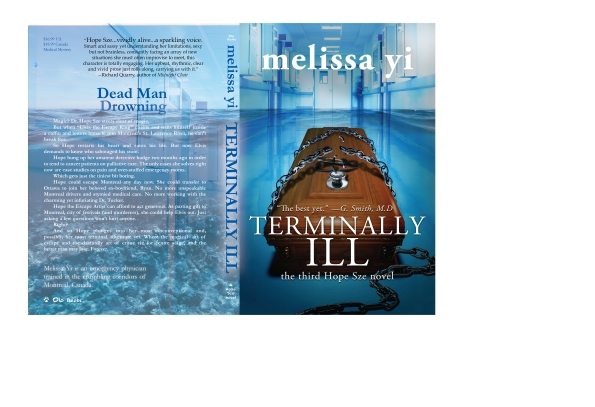 Terminally Ill POD cover